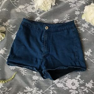 PacSun stretchy High Waisted Shorts